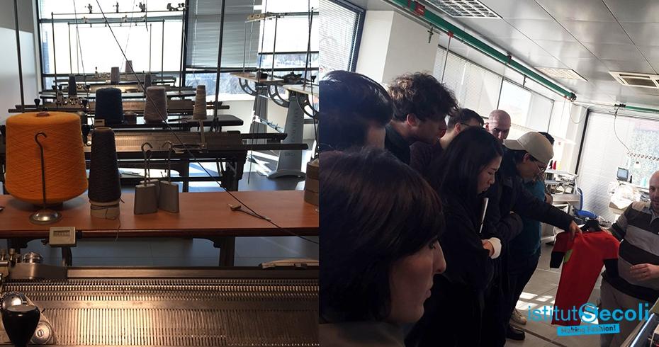 Istituto Secoli e Shima Seiki