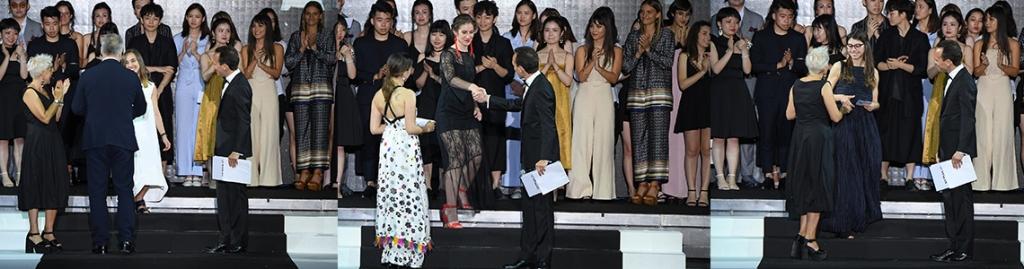 Istituto Secoli announces the winners of the Secoli Fashion Show 2018