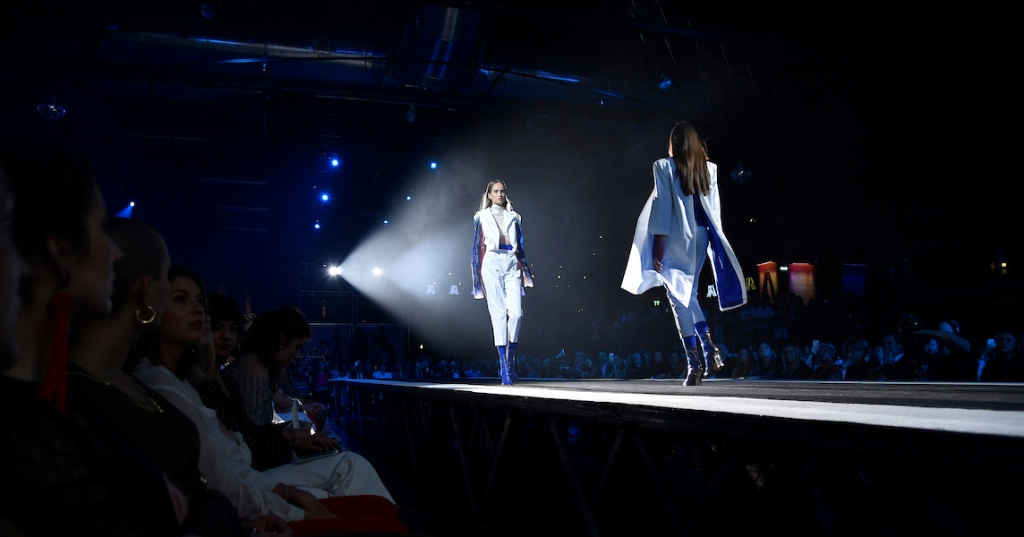 Istituto Secoli for the Secoli Fashion Show 2018 brings on stage Quodi Signum