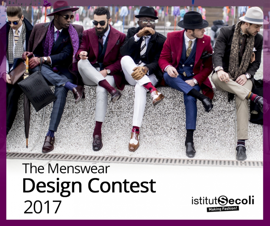 The Menswear Design Contest 2017