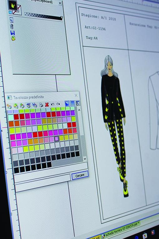 Graphic design - Kaledo Style Lectra