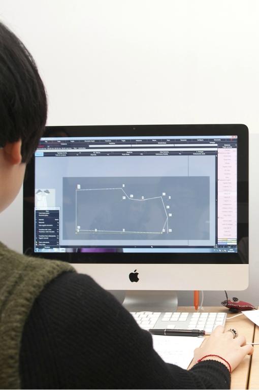 MODARIS EXPERT LECTRA / MODELLISTICA CAD / ONLINE