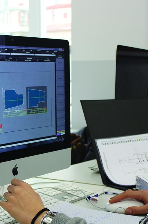 Modellistica CAD - MODARIS Lectra