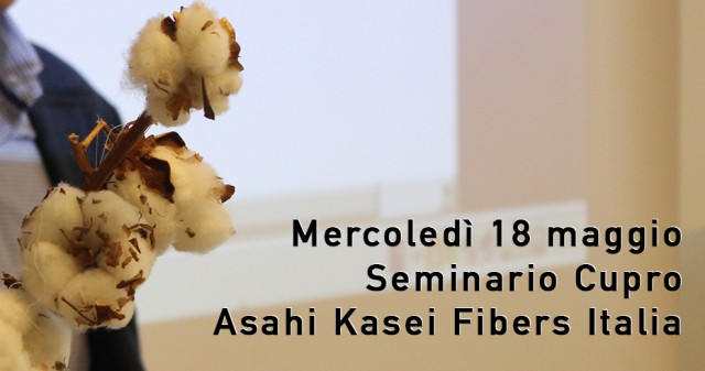 Seminario CUPRO BY ASAHI KASEI