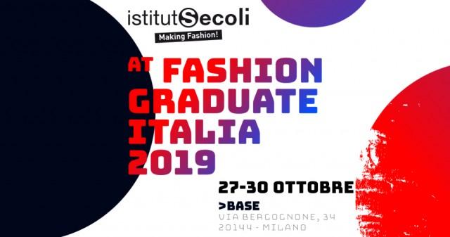 ISTITUTO SECOLI A FASHION GRADUATE ITALIA 2019