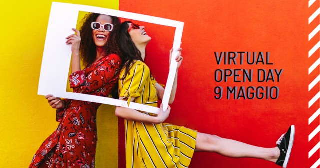 VIRTUAL OPEN DAY <br> MAY 9