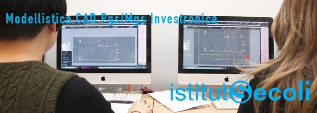 A Marzo inizia il corso Modellistica CAD Pgs/Mgs Investronica - al sabato