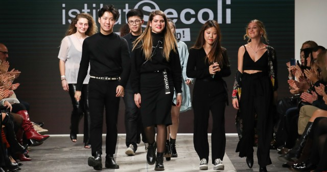 DESIGNER TO WATCH ON THE CATWALK @ FASHION GRADUATE ITALIA 2019