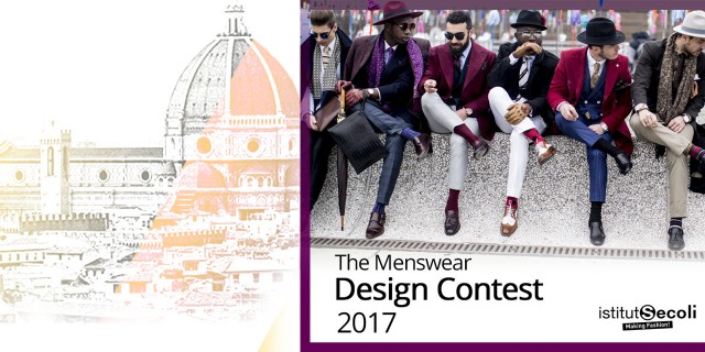 E' TERMINATA L' EDIZIONE 2017 DI THE MENSWEAR DESIGN CONTEST...AND THE WINNER IS...