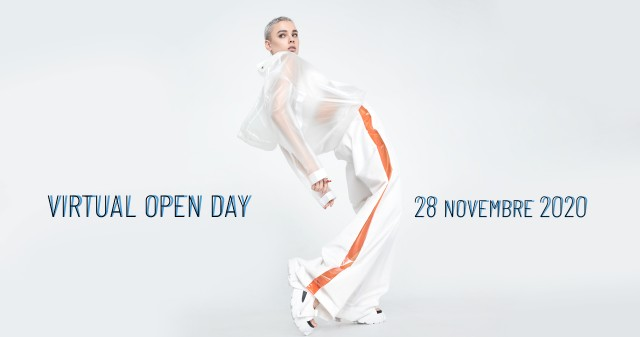 ON NOVEMBER 28TH DON'T MISS THE VIRTUAL OPEN DAY