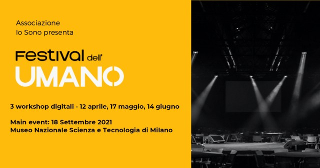 ISTITUTO SECOLI TAKES PART IN THE FIRST EDITION OF THE HUMAN FESTIVAL
