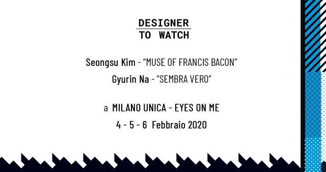 ISTITUTO SECOLI AT MILANO UNICA WITH THE DESIGNERS TO WATCH