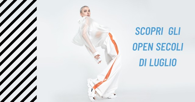 DISCOVER THE OPEN SECOLI OF JULY!