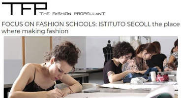 ISTITUTO SECOLI, THE PLACE WHERE MAKING FASHION
