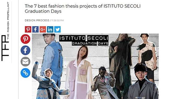 THE 7 BEST FASHION THESIS PROJECTS
