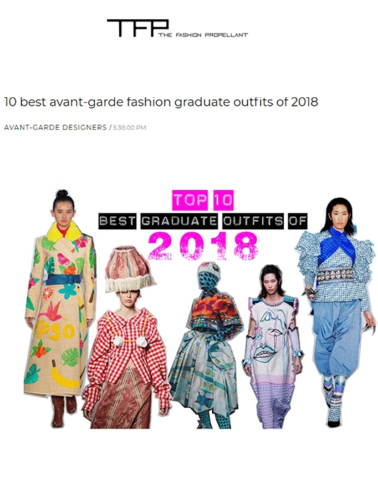 TOP 10 BEST GRADUATE OUTFITS OF 2018